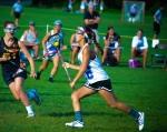 Knee Arthroscopy NCAA Lacrosse player