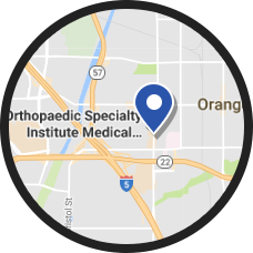 Orthopaedic Specialty Institute Medical Group of Orange County Google Map